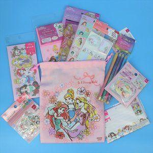 10pc. Official Disney Princess Stationery …